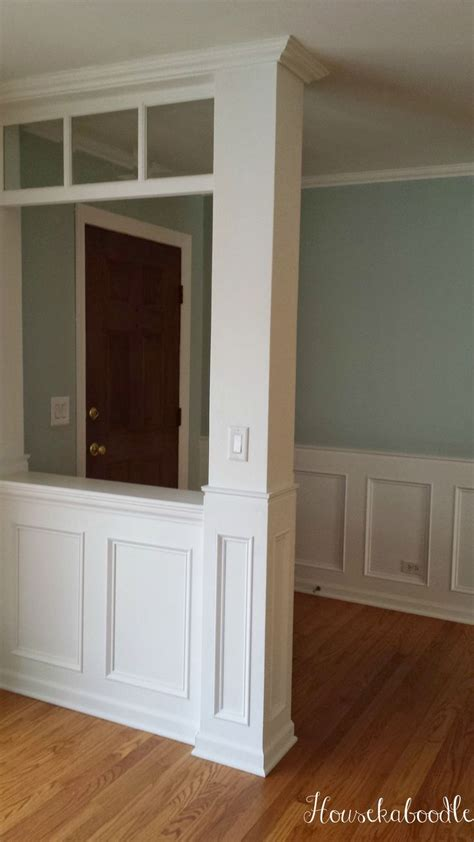 How To Put Up Wainscoting Panels Decor Wainscoting Pictures Is A Stylish Way To Add