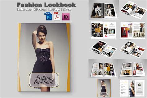 template brochure clothing fashion magazine template v329 brochure templates