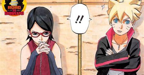 film lanjutan boruto manga naruto gaiden kisah uchiha sarada intj nerd
