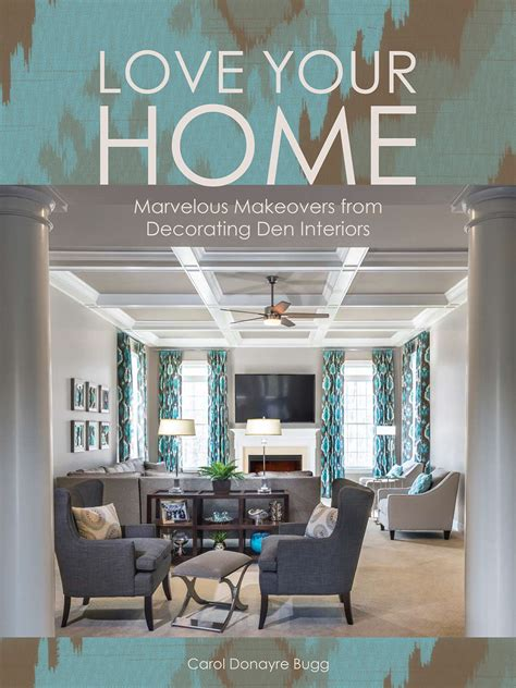 love  home  book features  design