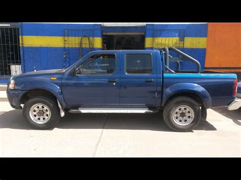nissan pick up nissan camionetas usadas en venta empresa pone en venta 8 camionetas pick up nissan frontier