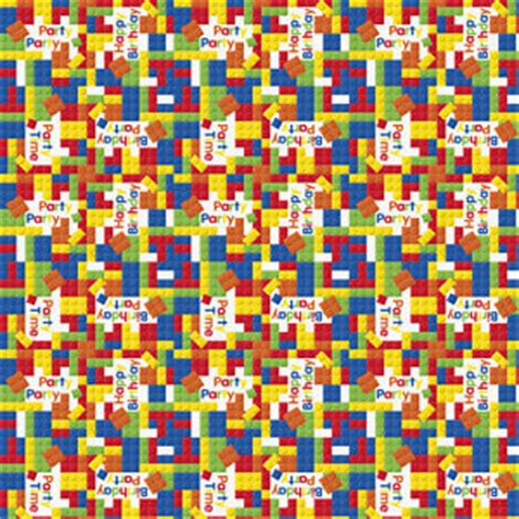 printable lego wrapping paper lego building blocks roll of gift wrap birthday party