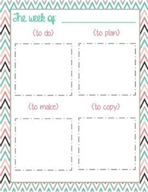 112 best images about teacher to do lists on pinterest weekly teacher to do list use post it notes to stay