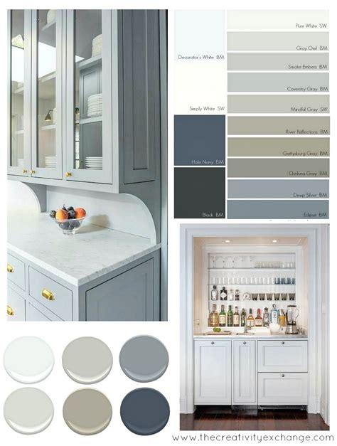 popular cabinet paint colors