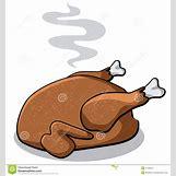 Cartoon Cooked Turkey | 1300 x 1390 jpeg 104kB