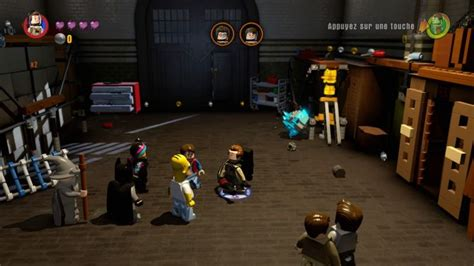 ps4 themes bug test de lego dimensions ghostbusters level pack ps4