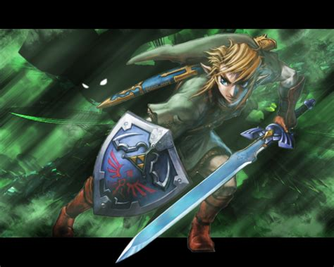 zelda wallpaper abyss link and zelda wallpaper wallpapersafari