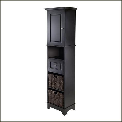 tall bathroom storage cabinet with laundry bin tall bathroom storage cabinet with laundry bin 28 images pinterest the world s