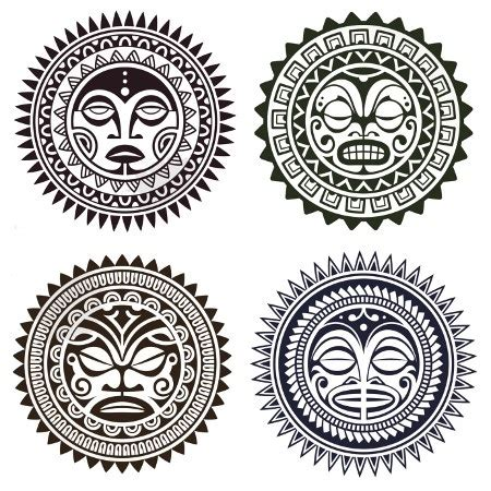 small polynesian tattoo designs polynesian designs and meanings