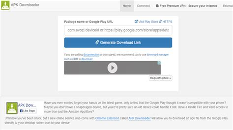 evozi apk downloader evozi play uygulamaları indirme yardımcısı tamindir