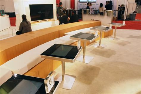 interactive coffee table 22 inch interactive bar table touch screen coffee table