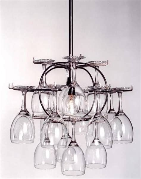 How To Make A Wine Glass Chandelier 356 Best Images About Kitchen Ideas On Spice Racks Stove And Farmhouse Kitchens