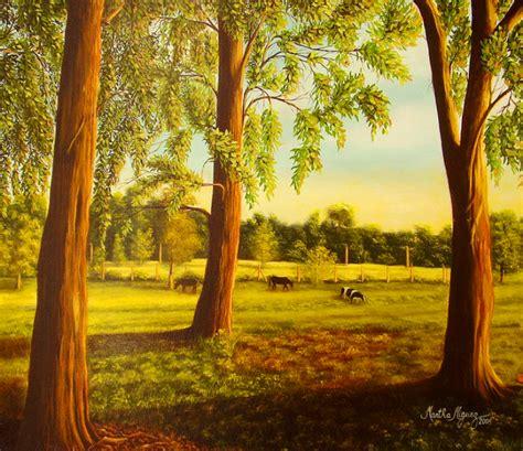 cuadros al oleo de paisajes cuadros modernos paisajes al oleo