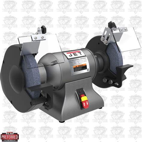 jet bench grinder review jet 578010 1hp 10 quot industrial bench grinder