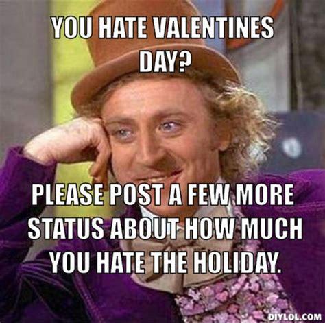 Valentimes Meme - valentine s day memes popsugar tech