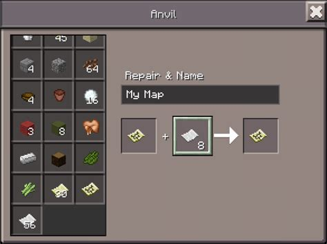 How To Make Paper On Minecraft Pe - how to craft a map in minecraft pe my