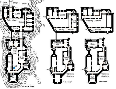 castle floor plan generator medieval castle floor plan lower plans house plans 39619