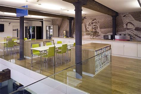 Buro Happold Bath by Projects Design Engine Architects