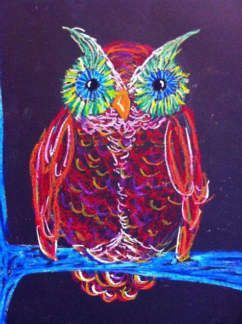 kindergarten lesson on texture and pattern owls pinterest the world s catalog of ideas
