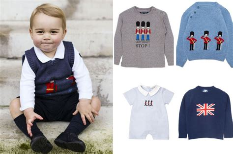 Baby Bedroom Set royal baby could wear similar clothes to prince george as