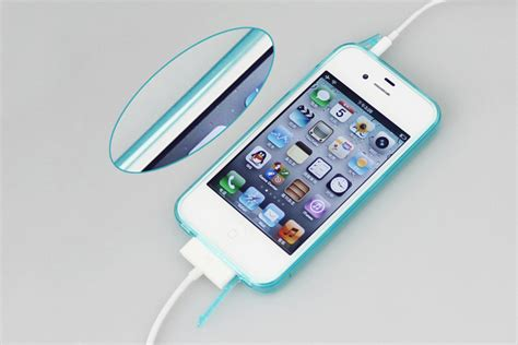 Casing Iphone 2 transparent matte for iphone 4 5 papa