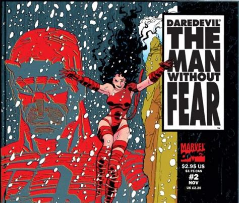 daredevil the man without daredevil the man without fear 1993 2 comics marvel com