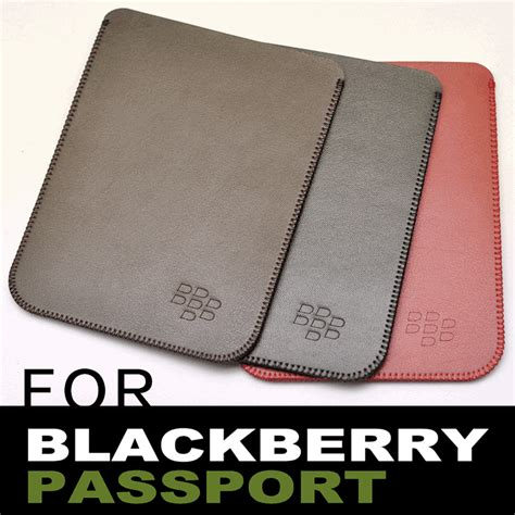 Max Compact Protective For Blackberry Passport Light Brown blackberry passport with logo blackberry pouch protect slim and l ceocase