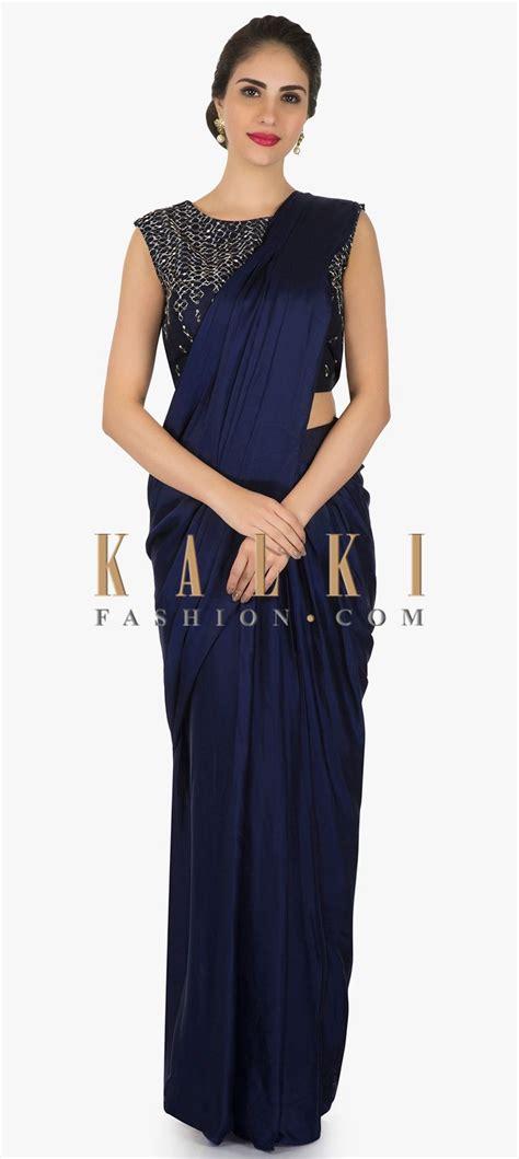 100 sleeve designer 1000 simple best 25 plain saree with heavy blouse ideas on
