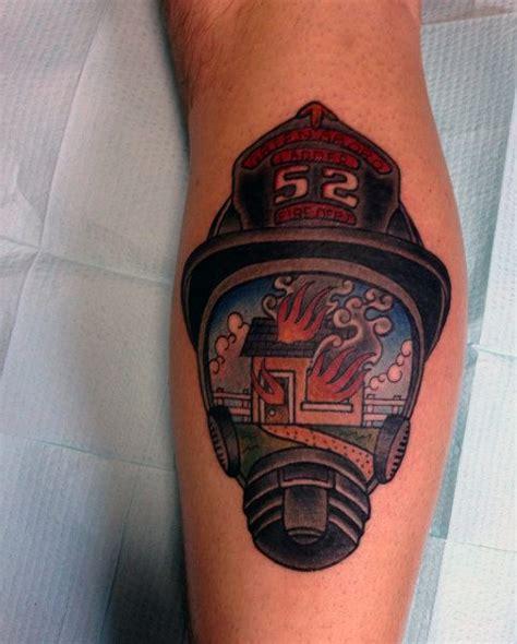 small firefighter tattoos 50 firefighter tattoos for masculine fireman ideas