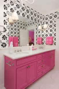 Black And Pink Bathroom Ideas O Uso Das Cores Na Decora 231 227 O Do Banheiro