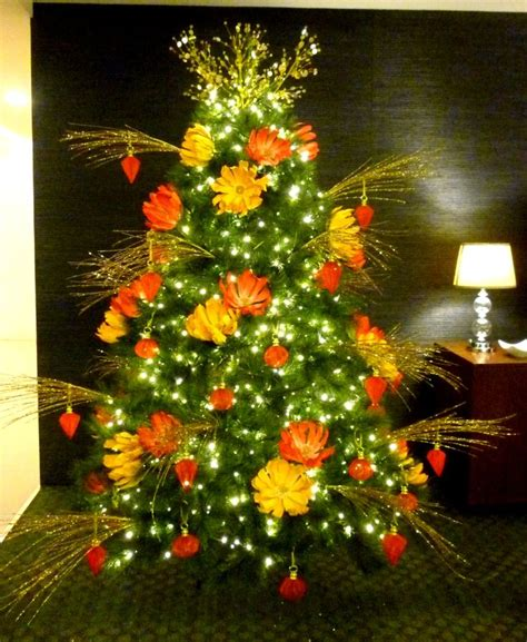 37 best asian themed christmas trees images on pinterest