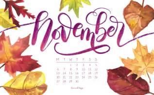 Calendar November 2017 Wallpaper November 2017 Printable Calendar Tech Pretties