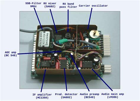 40 in meters dk7ih radio website ham radio for builders
