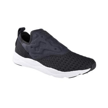 Harga Reebok Furylite Slip On jual reebok furylite slip on arch sepatu olahraga