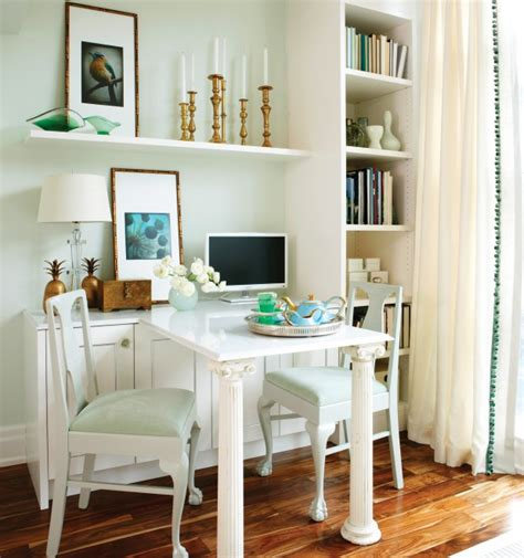 Sarah Richardson S Design Tips On Creating An Office Area White Living Rooms Images