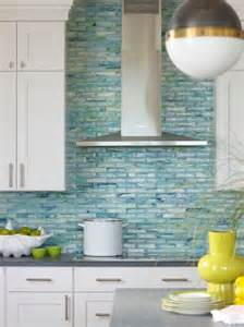 Cheap Kitchen Backsplash Tile - cheap glass tile kitchen backsplash decor ideas beach style kitchen with blue cheap glass tile