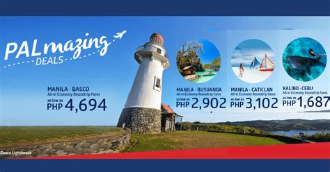 pal new year promo pal weekend sale 2016 pal promo to batanes boracay coron