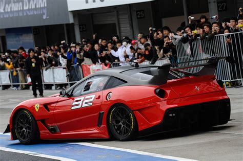 Ferrari 599xx Evo Price by Ferrari 599xx Evoluzione Makes Its Track Debut At Suzuka