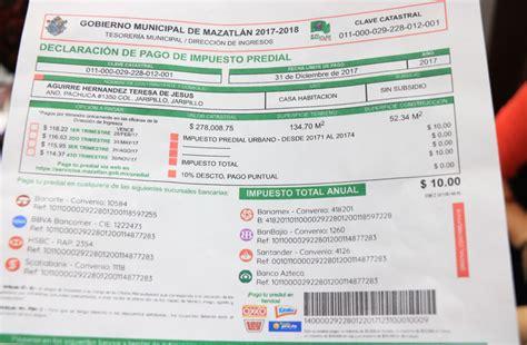 recibo predial tlajomulco de ziga invitan a cumplir con pago del predial del 2018