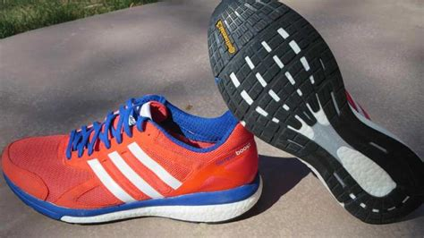 boost running shoes review adidas adizero tempo boost 7 review running shoes guru