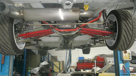 Lancia Integrale Parts Lancia Delta Hf Integrale Evolution 540bhp Sprint Car