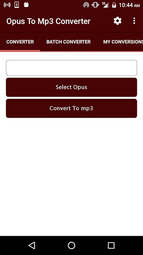 converter opus to mp3 opus to mp3 converter android apps on google play