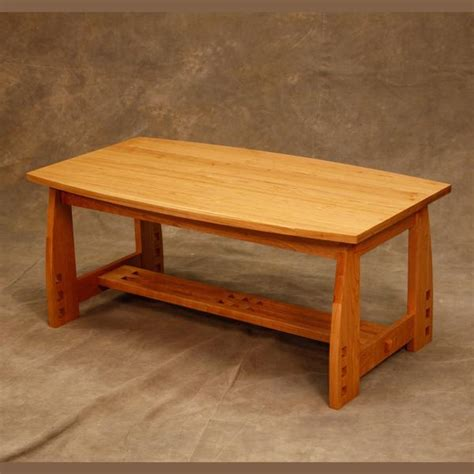 Craftsman Coffee Table Craftsman Coffee Table Wood Revival
