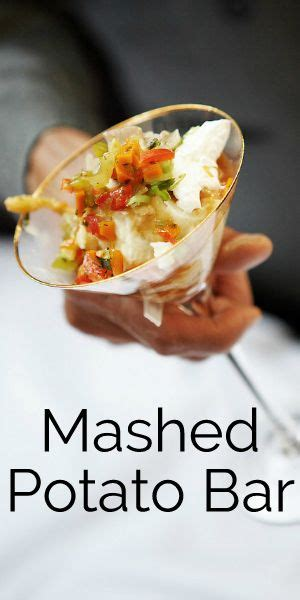 toppings for mashed potato bar best 25 mashed potato bar ideas on pinterest martini