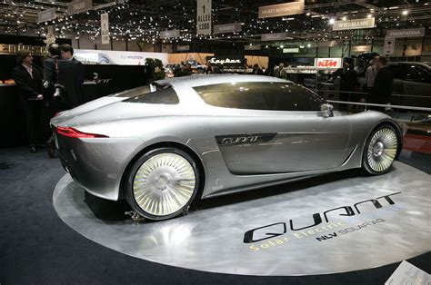 koenigsegg quant quant e sportlimousine with nanoflowcell technology to