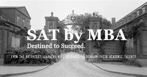 Gate After Mba by Sat By Mba