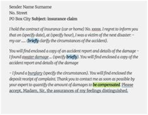 Insurance Claim Letter For Flood Damage Linkedin Summary Resume Exles And Summary On