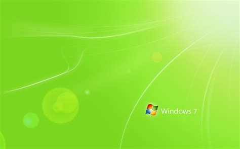 download themes for powerpoint windows 7 gr 252 n windows 7 hd desktop hintergrund breitbild high