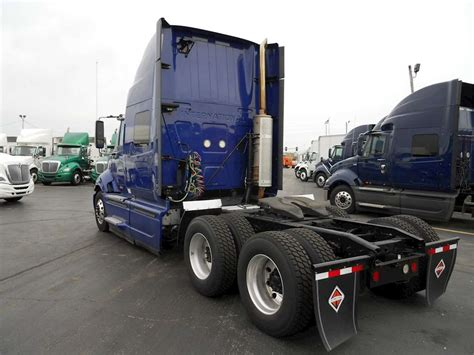 Sleeper Semi Trucks For Sale by 2013 International Prostar Plus Sleeper Semi Truck For