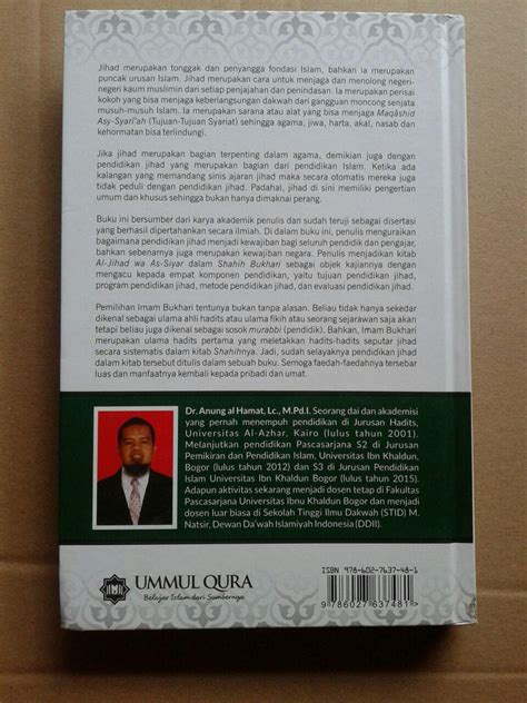 buku tarbiyah jihadiyah imam bukhari